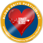 Badge blooddrive