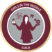 Girls in the middle badge