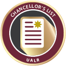 Chancellorslistbadge