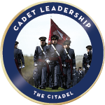 Citadel cadet leadership badge 01