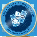 Bju legacy scholarship
