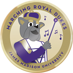 James madison marching dukes