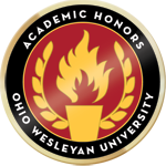 Owu academic honors badge
