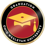 Owu graduation badge