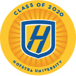 Hofstra badges 2020 outline