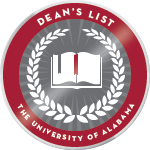 Final merit badges dean's list