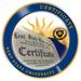Merit badge certificate