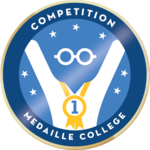 Competition Badge