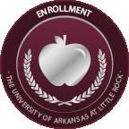 Merit badge 2017 enrolled