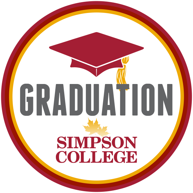 Image result for simpson college graduation