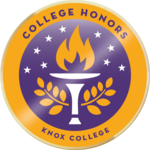 College honors badge 01