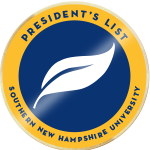 Presidents list badge