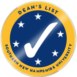 Deans list badge