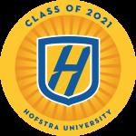 Hofstra badges 2021 outline
