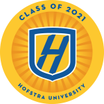 Hofstra badges 2021 outline