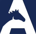 Monogram blue reverse