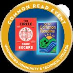 Common read eggers badge