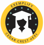 Exemplify badge