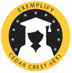 Exemplify badge