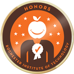 Honors List Badge