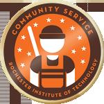 Community Service Badge