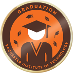 Graduation Badge