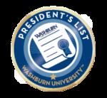 Washburn.presidentslist