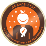 Dean's List Badge