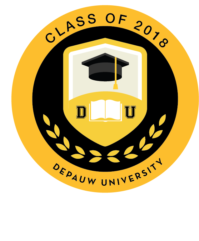 Graduation badge 2018