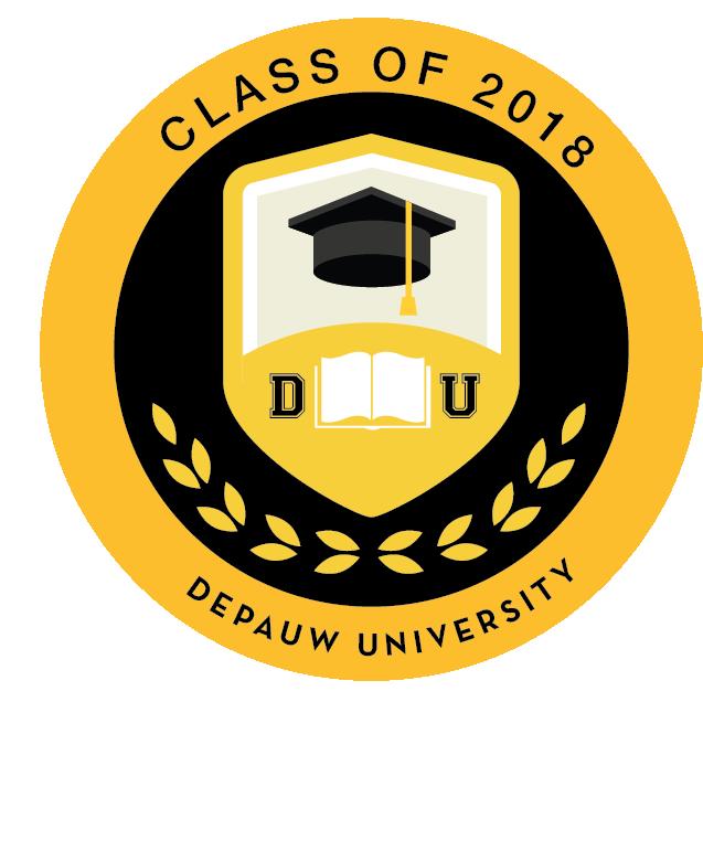 Graduation badge 2018