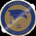 Grad may 2019 badge