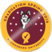 Readmedia badge template graduation