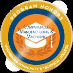 Badge honors cmm