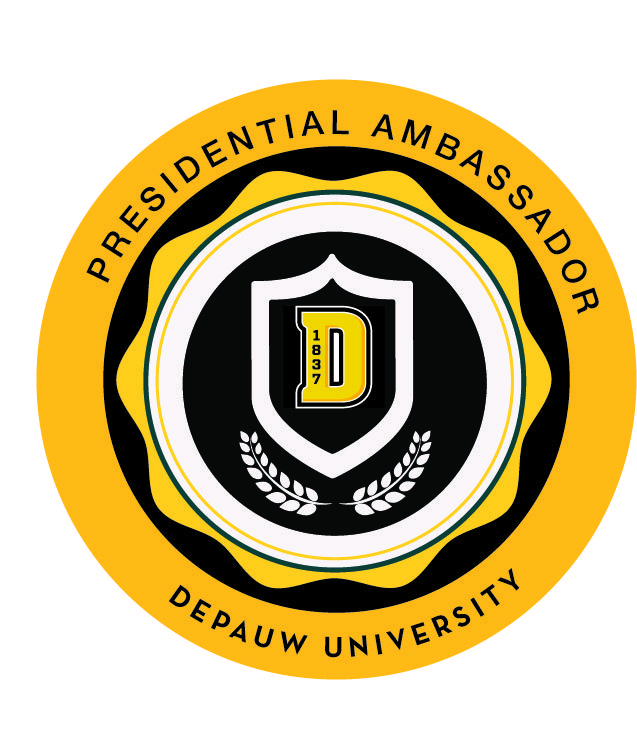 Presidential ambassador badge