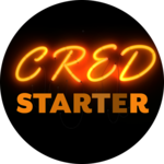 Cred starter badge