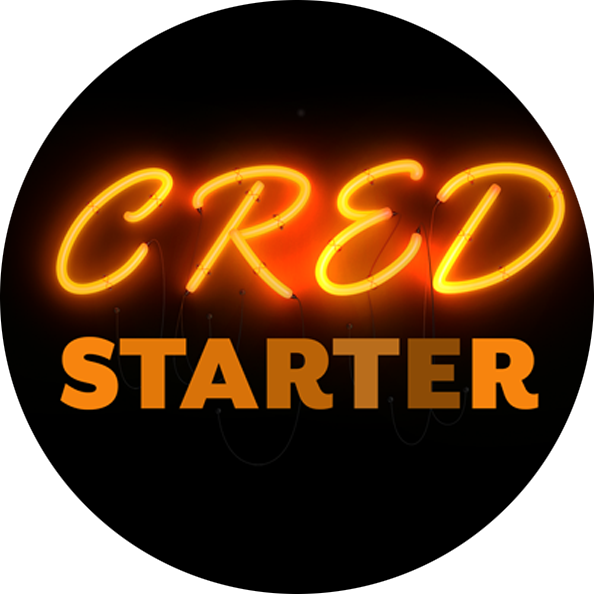 Cred starter badge