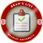 Bradley badge 20181011b 04 deanslist