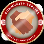 Bradley badge 20181011b 10 commservice