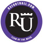 Rockford university d3football team of the week final