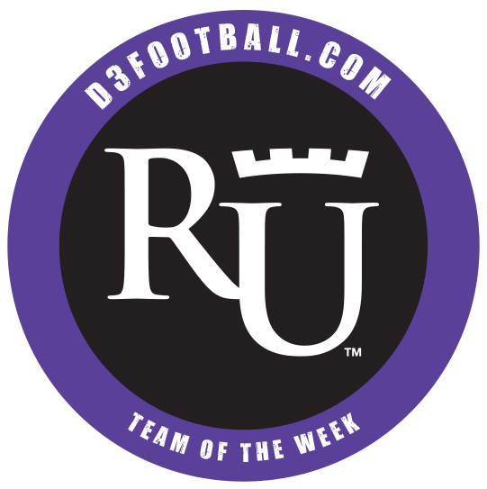 Rockford university d3football team of the week final