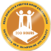 Peer educator service hour 200 badge