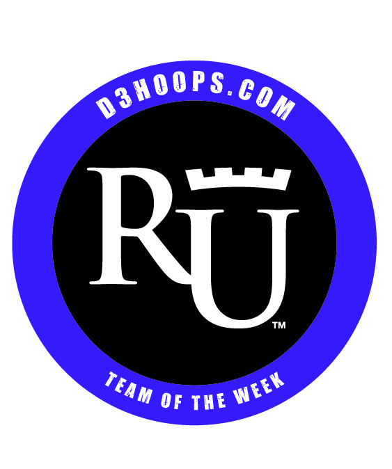 Rockford university d3hoops team of the week final