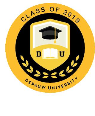 Graduation badge 2019