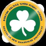 Celtics snhu night winner merit badge