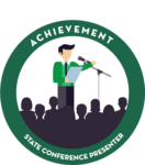 Achievement presenter state