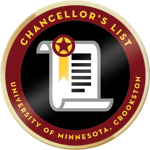 U of minn chancellor list