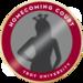 Homecoming court badge 01