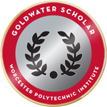 Wpi badge goldwater