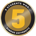 Purdue university 5 students who