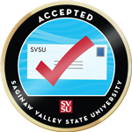 Svsu accepted